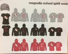 Magnolia Spirit Wear 2017-2018